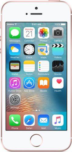 Apple iPhone SE - 16 GB - Roségoud