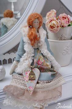 Muñeca Tilda estilo Sophie by Nadia Sinkevich