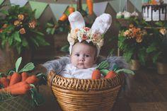 InspireBlog – Moms Ensaio Coelhinhos | 3 meses da Sophie - InspireBlog - Moms