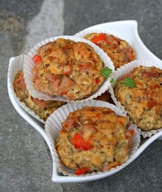 Pizzabolle-matmuffins - LINDASTUHAUG