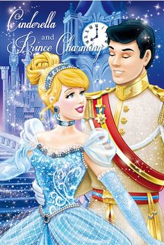 Disney Princess Cinderella and Prince Charming Lenticular Card. Miss Girlie Girl - Premium Greeting Cards & Gift. Disney Princess Games, All Disney Princesses, Disney Princess Drawings, Disney Drawings, Disney Characters, Disney Couples, Disney Girls, Disney Love, Disney Png