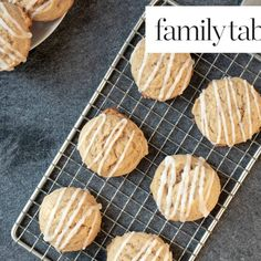 Honey Cookies, Jewish Recipes, Rosh Hashanah, Cookies Et Biscuits, Cookie Recipes, Frosting, Spices, Vegetarian, Baking