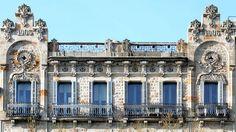 Cases Jofre.    Architect: Bonaventura Bassegoda i Amigó. Barcelona - Pg. de Gràcia
