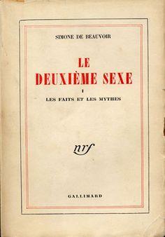 Le Deuxième Sexe|© WikiCommons