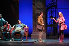 Legally Blonde Set Gallery - The Music and Theatre Company Show Sets and Rentals