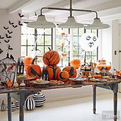 creative ideas for halloween party themes