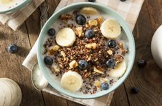 Chia seed cereal bowl..Serves 1 Ingredients 1 Tbsp. walnuts, almonds, macadamia nuts, cashews (or Tiger Nutsfor a nut-free option) 2 tsp. hemp seeds 3 Tbsp. chia seeds 1 Tbsp. coconu