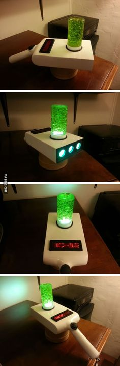 Portal gun from Rick and Morty!