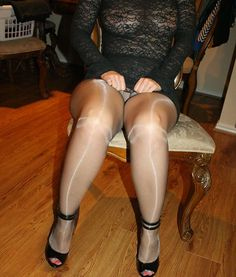 To pantyhose stockings Tribute and
