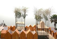 City in Sky, Wuhan, China - Mu Wei + Sam Cho + Yu Hui #urban