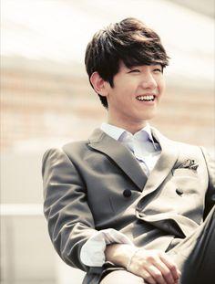 Baek Hyun - MCM F/W 2014