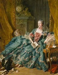 François Boucher  can i please have this dress???