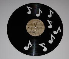 Objets du quotidien en images marrantes domenic bahmann 24 des objets du quot - Decoration disque vinyle ...