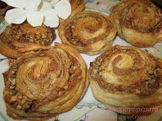 - My Homemade Recipes - Greek Greek Sweets, Greek Desserts, Greek Recipes, Desert Recipes, Healthy Desserts, Cake Mix Cookie Recipes, Cake Mix Cookies, Cookie Dough Pie, Greek Cake