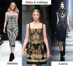 Fall/ Winter 2012/ 2013 Fashion Trends | MillionLooks.com