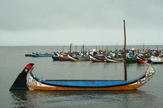 * Barcos Moliceiros *  Torreira.