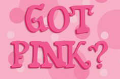 got pink?....yes!