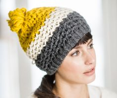 Maila-raitapipon paksu pintaneulos on kaksikerroksinen. Knitting Patterns Free, Free Knitting, Caps Hats, Knitted Hats, Shawl, Knit Crochet, Diy, Crafts, Finland