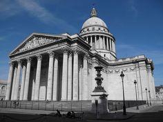 The Panthéon, Paris