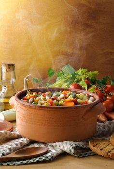 Healthy Homemade Vegetable Soups