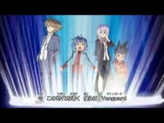 Cardfight Vanguard, is one of my favorite animes. It has surpassed Yugioh