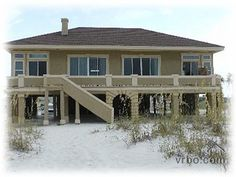 Beach vacation home...PCB