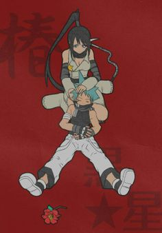 Tsubaki & Black Star | Soul Eater Soul: If you were in on it then why did kill Black Star Black Star: I bet you think you're REAL funny huh? xDDDDD I had to rewind that part like three times because I couldn't stop laughing!