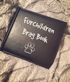 Custom Photo Album Fur Children Brag Book by DiamondEyesChicago