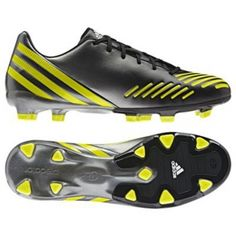 SALE - Adidas Absolado Soccer Cleats Mens Black Suede - Was $70.00 - SAVE $14.00. BUY Now - ONLY $56.00