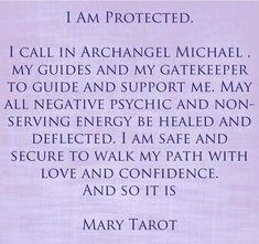Psychic Powers, Psychic Abilities, Archangel Prayers, Healing Affirmations, Prayer For Protection, Psychic Development, Archangel Michael, Prayer Board, Power Of Prayer