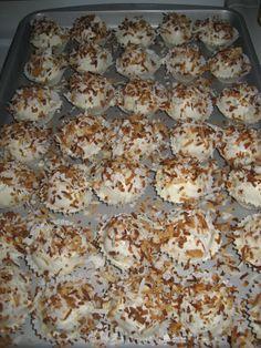 Coconut Cake Balls