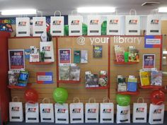 Drug Action Week display - Wollondilly Library