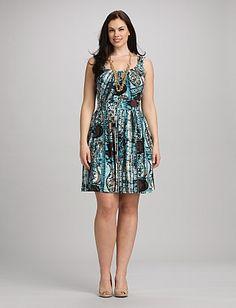 Plus Size Dresses For Women   Womens Plus Size Dresses   Dressbarn