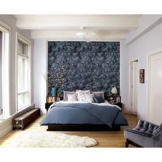 Luxury Wallpaper, Unique Wallpaper, Home Wallpaper, Poster Xxl, Beach Bedding Sets, Wall Design, House Design, Discount Wallpaper, Forest House