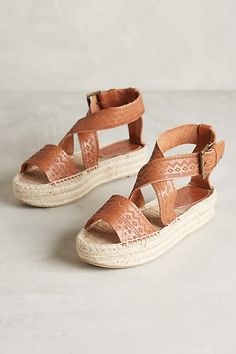 Howsty Salma Flatforms - anthropologie.com #anthrofave