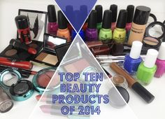 Top Ten Beauty Products of 2014 | we heart this | we heart this