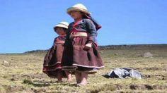 LUZMILA CARPIO - PISKITAN PISKAN PICANANITAN quechua baby lullabye