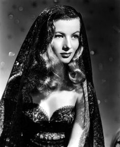 Veronica Lake in a publicity still in the 1940s.