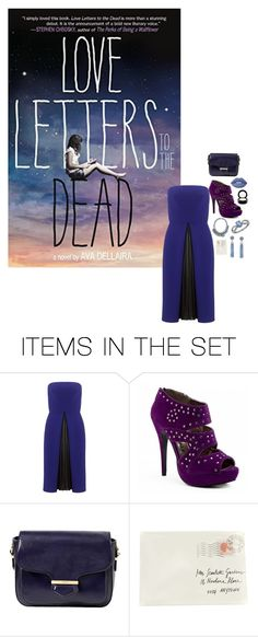 """Love Letters To The Dead"" by agirlthatfellinlovewithnumberten ❤ liked on Polyvore featuring art"