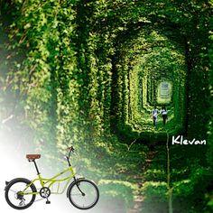 New Product From DOPPELGANGER(R) 330 ROAD YACHT(ロードヨット) ライトグリーン:Klevan(クレーヴェン) ウクライナにある緑で覆われたトンネル。通称、愛のトンネル。 http://amazon.jp/dp/B00LN395V8 http://www.doppelganger.jp/ #doppelganger #doppelgangerbike #bike #bicycle #cycle #foldingbike #minivelo #roadbike #crossbike #japan #newproduct #shockthepeople #折りたたみ自転車 #自転車 #ドッペルギャンガー #ドッペル #ギャンガー #ドッペルギャンガー自転車 #クロスバイク #MTB #ミニベロ #小径車 #ロードバイク #マウンテンバイク #ママチャリ