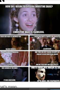 PHANTOM OF THE OPERA MEAN GIRLS MY LIFE IS COMPLETE