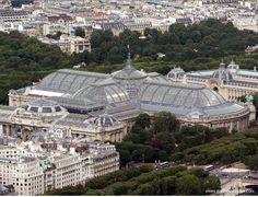 Le Grand Palais, Paris.