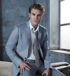 Paul Wesley- stefan off the vampire diaries ! the hottest guy ever <3