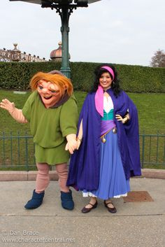 The hunchback of notre dame costume costume pop halloween ii meeting quasimodo and esmeralda diy solutioingenieria Image collections
