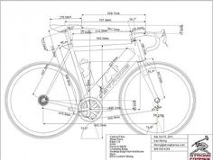Hey Everyone, Quick bike measuring question. When you get a bike fit report back and it says your saddle to handlebar measurement should be a certain Wooden Bicycle, Wood Bike, Mechanical Engineering Design, Mechanical Design, Tricycle, Autocad Isometric Drawing, Bicycle Drawing, Solidworks Tutorial, Bike Sketch