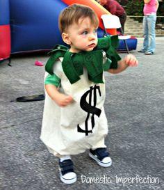 Bag of Money Costume