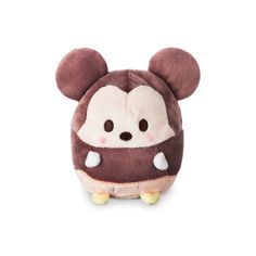 Thumbnail Image of Mickey Mouse Scented Ufufy Plush - Small - 4 1/2'' # 1
