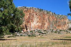 Red Rocks in Sicily