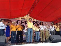 En Tecoaleche Guadalupe  municipio de #Zacatecas también #VamosAGanar este próximo 7 de Julio  #PRD pic.twitter.com/KNGFyg8NS8