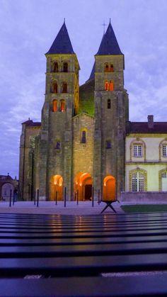 La basilique de Paray Le Monial